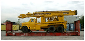 industrial vehicle transportation